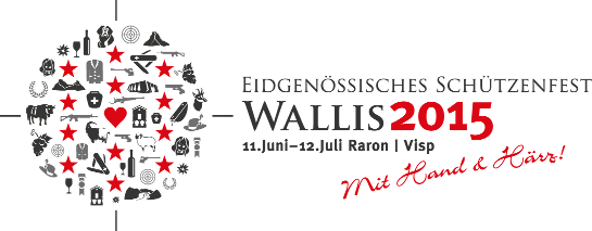 Eidg. Ständematch - Eidg. Schützenfest Wallis 2015